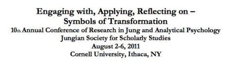 "Upcoming conference theme will be ""Engaging with, Applying, Reflecting on – Symbols of Transformation."""