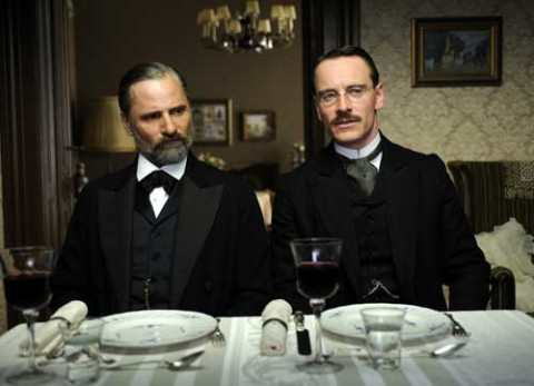 David Cronenberg's A Dangerous Method