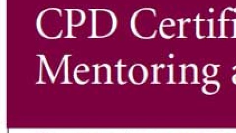 CPD Certificate in Psychodynamic Mentoring…