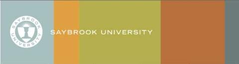 MA/PHD JUNGIAN STUDIES From Saybrook University