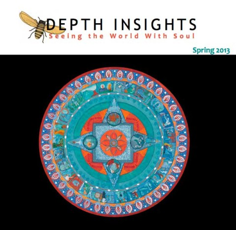 Free access to the Spring 2013 issue of Depth Insights Scholarly eZine