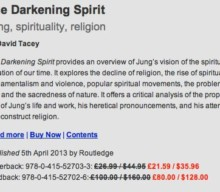 The Darkening Spirit Jung, spirituality, religion