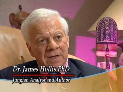 James Hollis PhD Finding Your Own Path on LIVING SMART with Patricia Gras