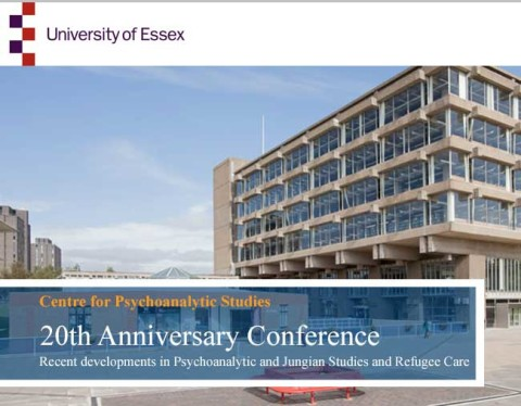 University of Essex 20th Anniversary Conference