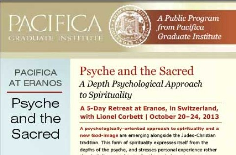 Psyche and the Sacred
