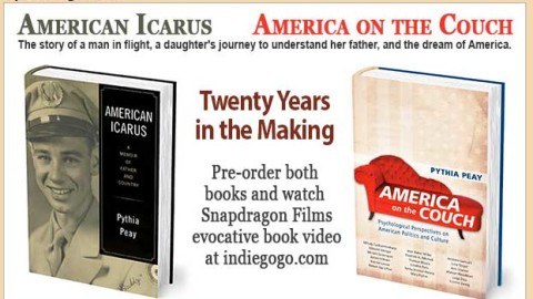 New Book – American Icarus by Pythia Peay