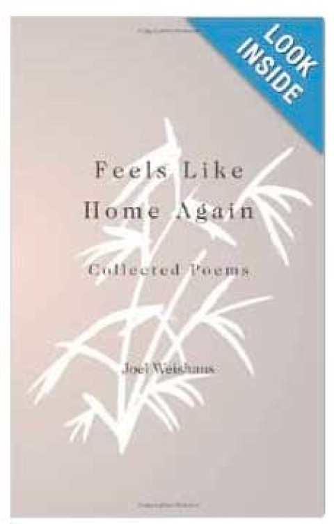 Feels Like Home Again: Collected Poems New Book Joel Weishaus