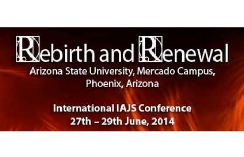 The Latest Rebirth & Renewal IAJS confrence Schedule is out