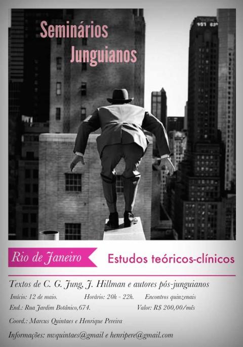 Jungian Seminars – Brazil / Rio de Janeiro