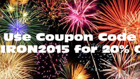 Happy 2015 from Chiron Publications