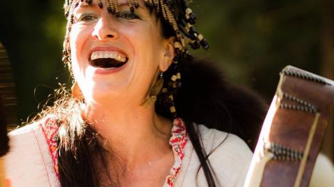 Shamanic Healing with Siberian Shaman Ladamira