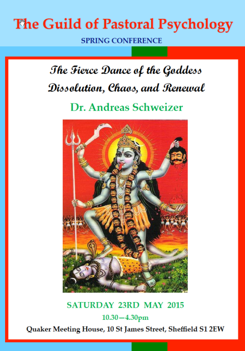 Next Guild event, Spring Day Conference with Dr. Andreas Schweizer
