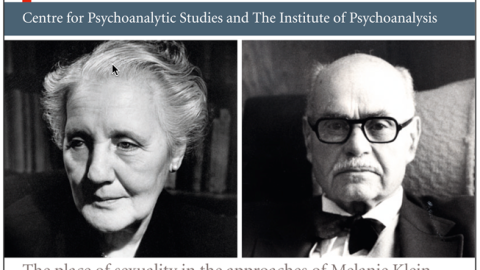 The Place of Sexuality in the Approaches of Melanie Klein and of Wilfred Bion