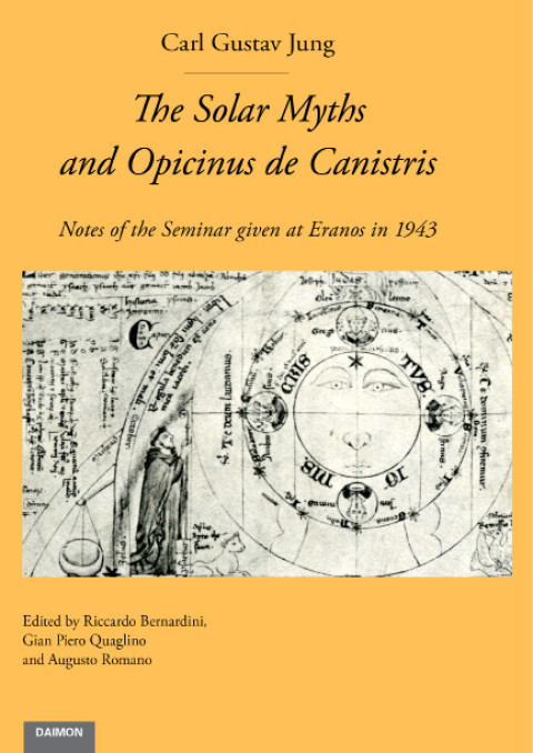 New Book – Carl Gustav Jung The Solar Myths and Opicinus de Canistris