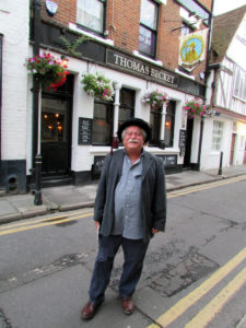 Leon-Schlamm,-Dies-at-67-Thomas-Becket-Pub