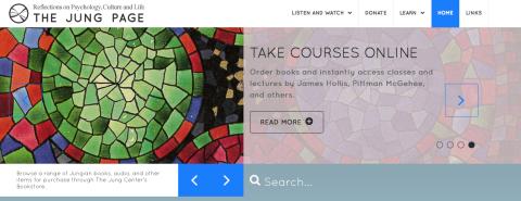 New – Frank N. McMillan, Jr., Institute for Jungian Studies. USA.