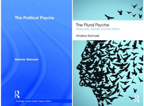 Routledge has Reissued Andrew Samuels's Books