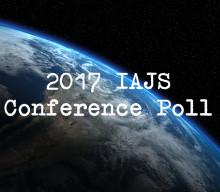 2017 IAJS Conference Poll