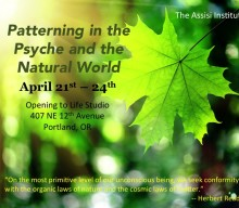 Patterning in the Psyche and  The Natural World Conference