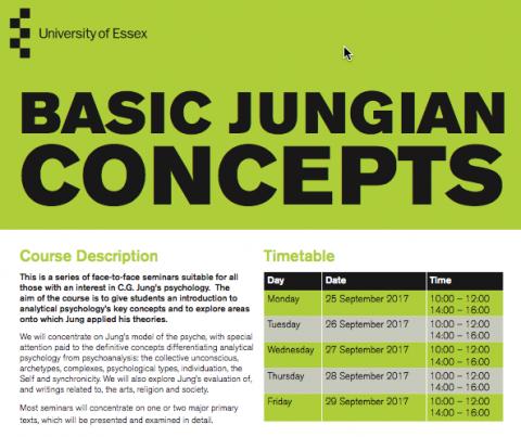 Basic Jungian Concepts