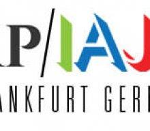 Joint IAAP/IAJS 2018 Conference in Frankfurt Germany