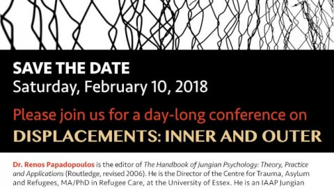 Save the Date announcement: Displacements: Inner and Outer