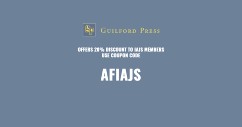 Guilford Press Offers IAJS Members 20% Discount