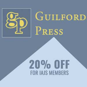 International Association for Jungian Studies members — Special 20% discount on all Guilford Press products and free shipping!